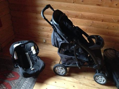 Graco Quattro Tour Deluxe Travel System For Sale In