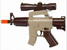 Crosman Marines Airsoft MR01 Mini Electric Airsoft Gun