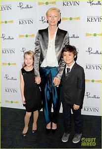 Full Sized Photo of tilda swinton kevin screening 07 ...