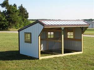 Custom dog kennels for Custom dog pens