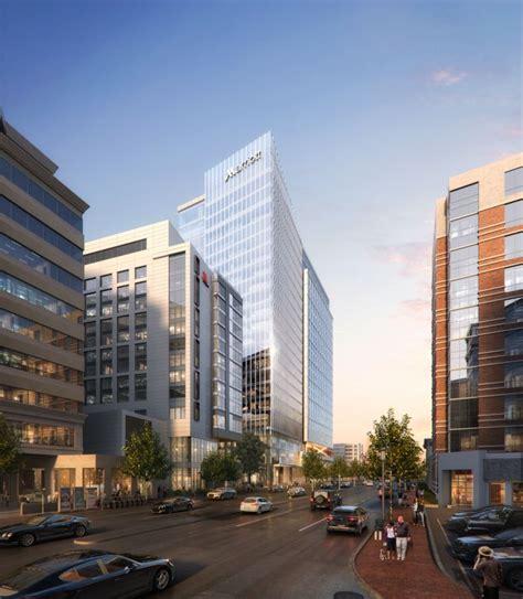 Marriott Meets with Community Before Filing Development ...