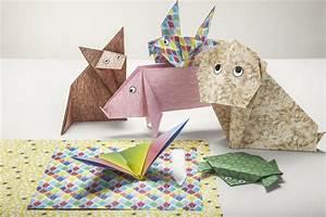 Tiere Für Kinder : lustige papier tiere zum selber falten origami set f r ~ Lizthompson.info Haus und Dekorationen