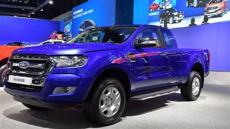 2018 Ford Ranger 2.2 Hirider