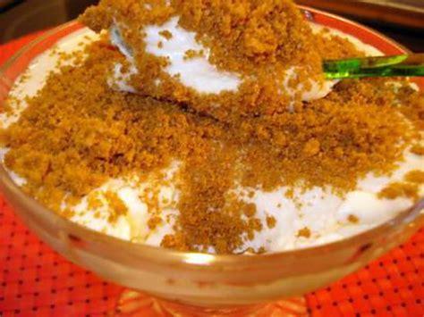 recettes de cuisine portugaise recette de serradura recette portugaise très facile