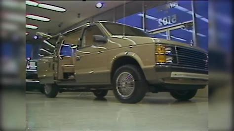 Chrysler Dealerships Indianapolis by 1983 Chrysler S Magic Wagon Begins Rolling Into Indiana