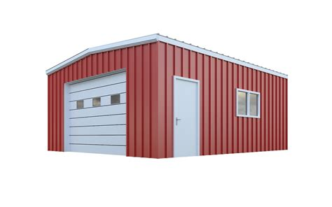 Style X Shop by 20x24 Garage Package Plans General Steel Shop