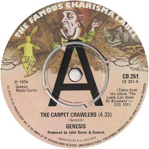 Genesis Carpet Crawlers 1999  Carpet Vidalondon