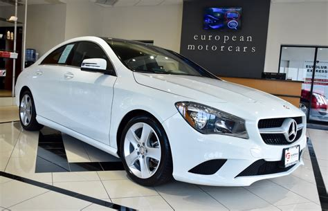 And it's not for lack of familiarisation: 2016 Mercedes-Benz CLA CLA 250 4MATIC for sale near Middletown, CT | CT Mercedes-Benz Dealer ...