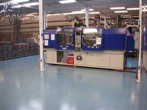 Manufacturing Clean Room   Concrete Resurfacing Systems