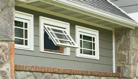 awning windows prices size benefits modernize