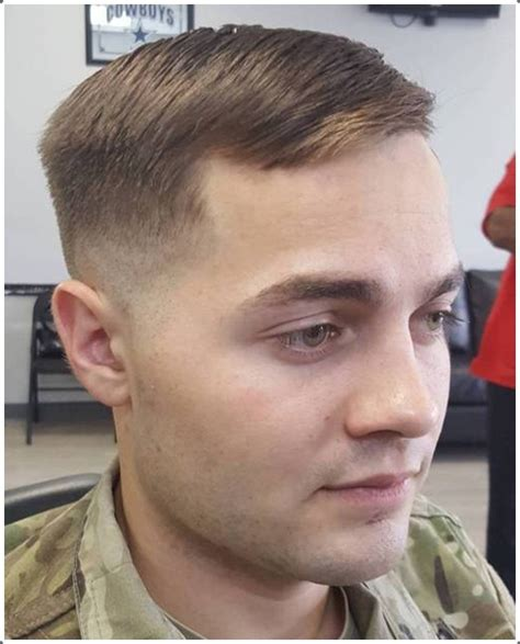strong military haircuts  men    year