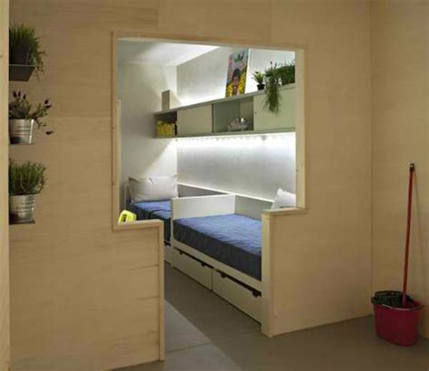 Bedroom Security Gadgets by Freedom Rooms Micro Apartments Designed By Prisoners