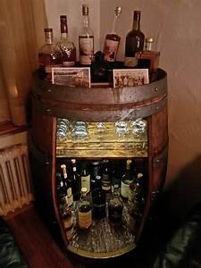 Bar Ideen Für Zuhause : meine whisky fass bar altes rotwein fass whisky pinterest whisky fass fass bar und fass ~ Bigdaddyawards.com Haus und Dekorationen