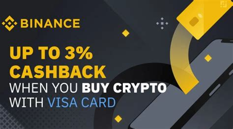 After discovering about decentralized finance and with his background of information technology, he made his mission to help. Binance Promo: 3% Cashback on Credit Card Purchases | Crypto Invest