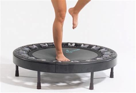 rebounder salti  rimbalzi  tenersi  forma ilfitness