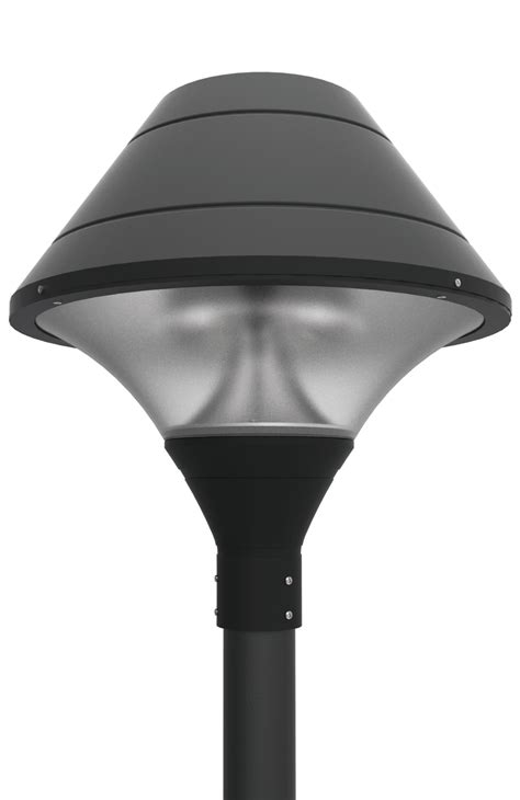 led pt 640 series led post top light fixtures