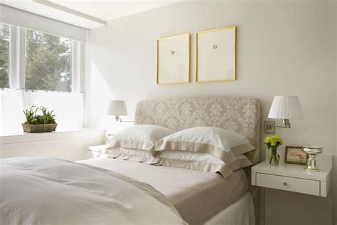 Damask Headboard-transitional-bedroom-charles Spada