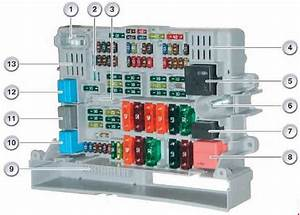 Bmw 1  E81  E82  E87  E88  Fuse Box Diagram  U00bb Fuse Diagram