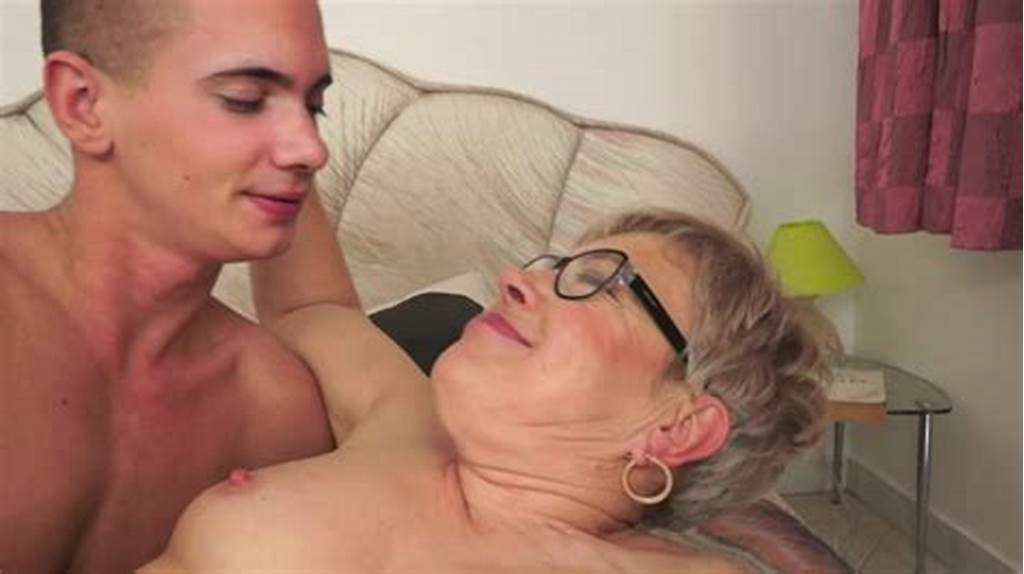 #A #Granny #With #Short #Hair #Is #Getting #Fucked #In #Her #Old #Gray