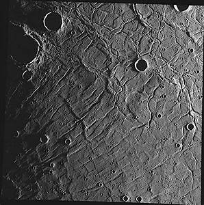 wordlessTech | New images of Planet Mercury