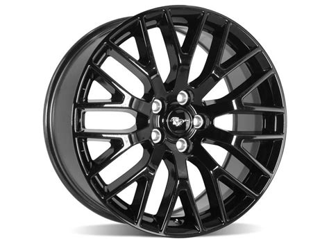 mustang performance package wheels lmrcom