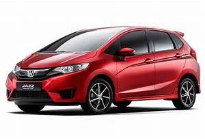 2015 Honda Jazz Shows Civic Inspired Face