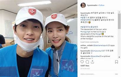 Relawan Song Joong Ki Hari Yang Ini
