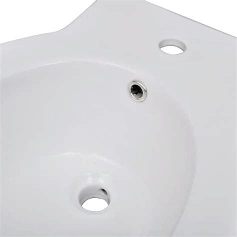Toilet Bidet Set by Vidaxl Co Uk White Ceramic Toilet Bidet Set