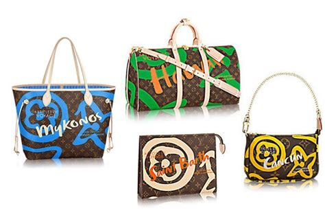 louis vuitton limited edition tahitienne cities collection spotted fashion