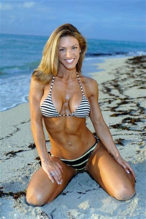 Heather Green Fitness Model Trainer Pinterest