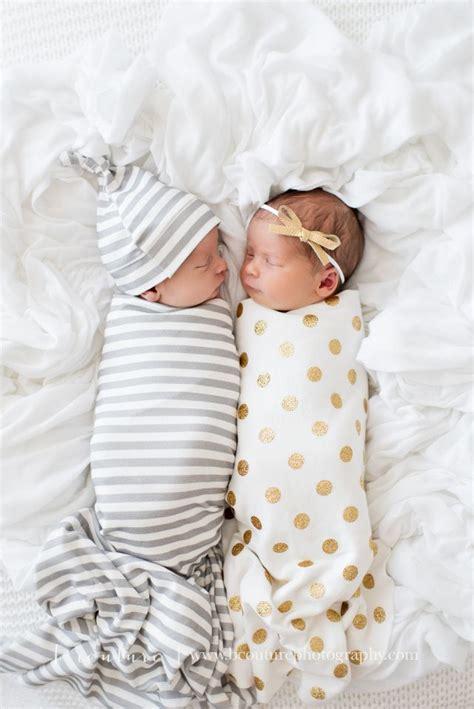 newborn boy girl twins newborn photographer  couture