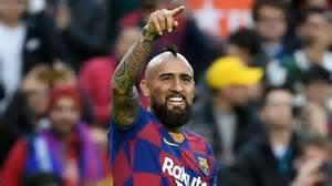 Arturo vidal coquetea con el américa. Barcelona: Arturo Vidal is having a record season | MARCA ...