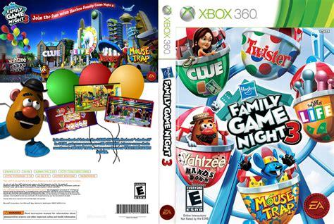 Hasbro Family Game Night 3 Xbox360 U0468 Bem