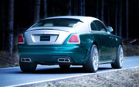 Rolls-royce Wraith By Mansory (2014) Wallpapers And Hd