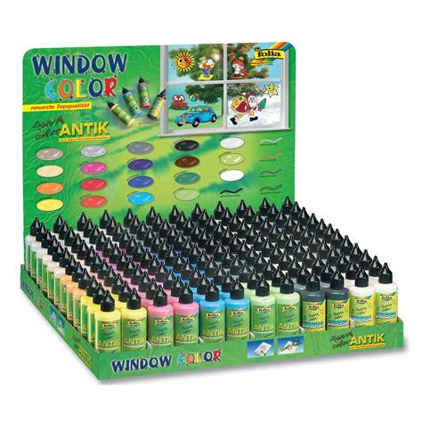 window color kaufen color antik window color 80ml flaschen 144 st 252 ck im ver folia g 252 nstig bei yovivo