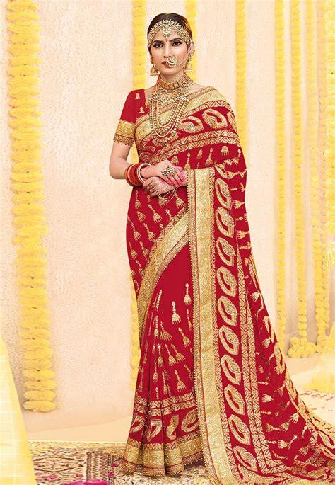 wedding sarees shop sarees  wedding   indian