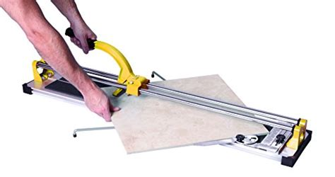 qep 10900q 35 inch manual tile cutter with tungsten