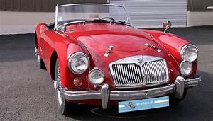Mg A Vendre : mg a cabriolet 1956 vendre ~ Maxctalentgroup.com Avis de Voitures