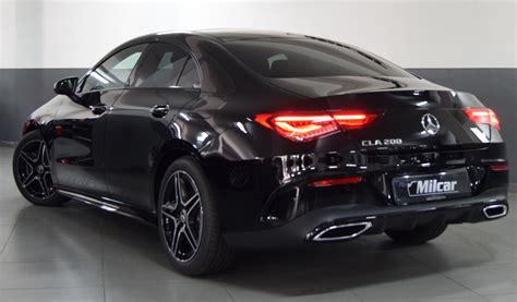 Avaliable now for sale mercedes cla 200 2020 a/t coupe luxury. MILCAR ::: Automotive Consultancy » MERCEDES-BENZ CLA 200 2020