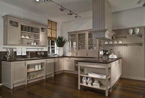 cuisine cottage grise sur mesure meubles de cuisines cuisines inspiration authentique cas 233 o