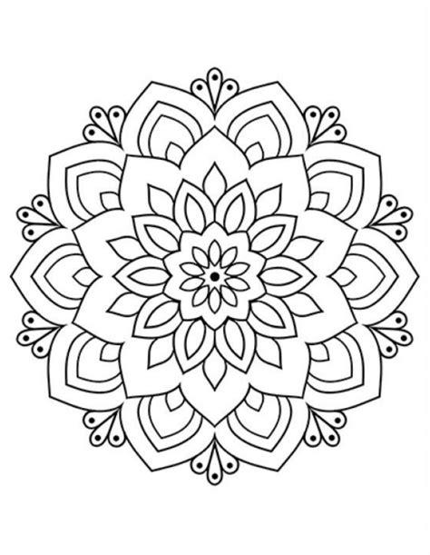 Happy Coloring Books – Coloring Book | Mandala coloring