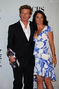 Le très beau Simon Baker et Robin Tunney...