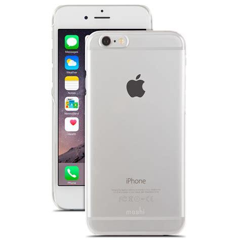 silver iphone 6 moshi