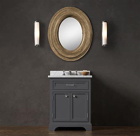 kent powder room vanity sink
