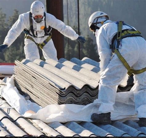 garage removal asbestos removal  strathaven