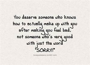 Quotes About Not Being Sorry. QuotesGram
