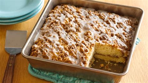 gluten  cinnamon streusel coffee cake recipe