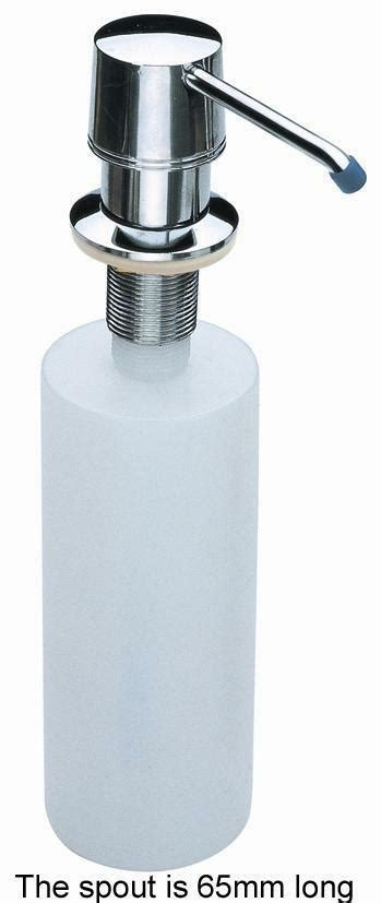 pump action soap dispenser  concealed reservoir ebay