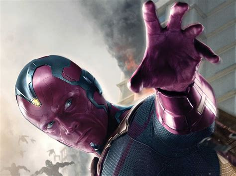 avengers age of ultron how paul bettany became vision business insider