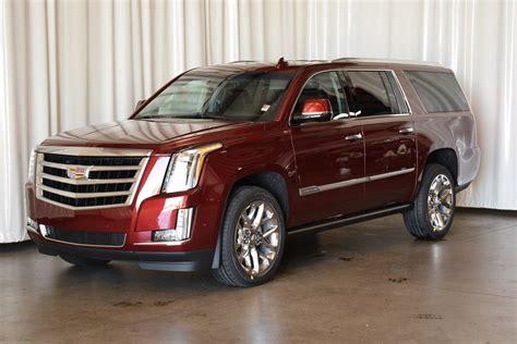 2019 Cadillac Esv by New 2019 Cadillac Escalade Esv Premium Luxury Suv In